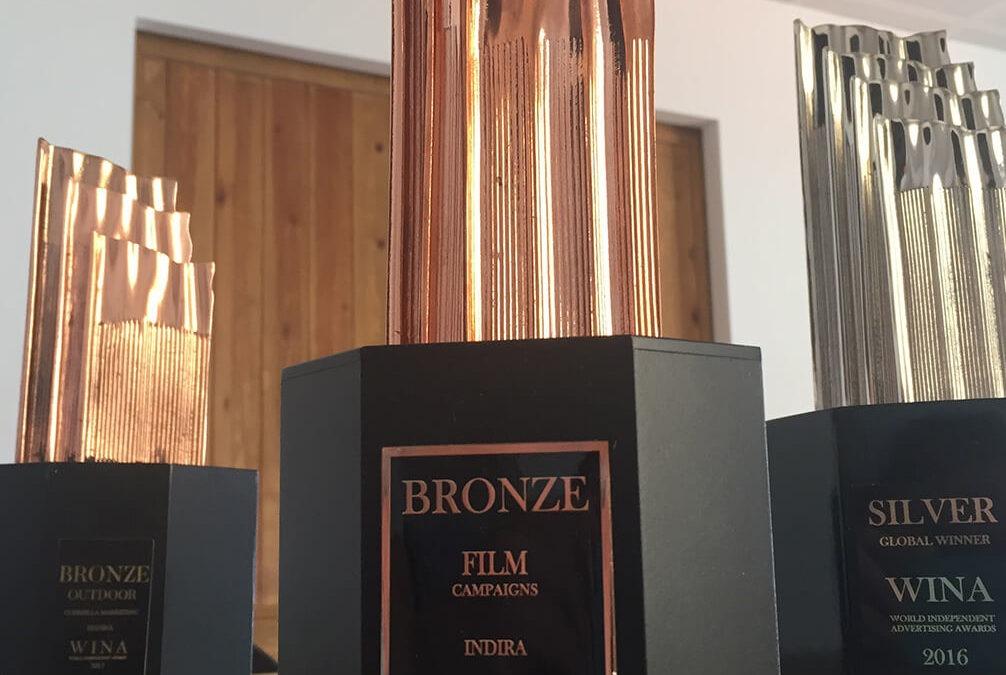 WINA de bronce a nuestro spot 'El peor de los cambios', para Greenpeace